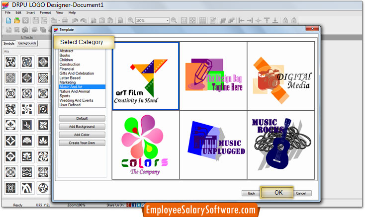 Free Logo Design  Logo Maker  Create Your Own Logo It